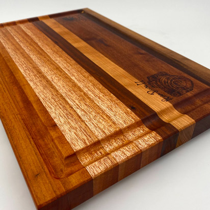 Custom Cutting Board by Tazboards