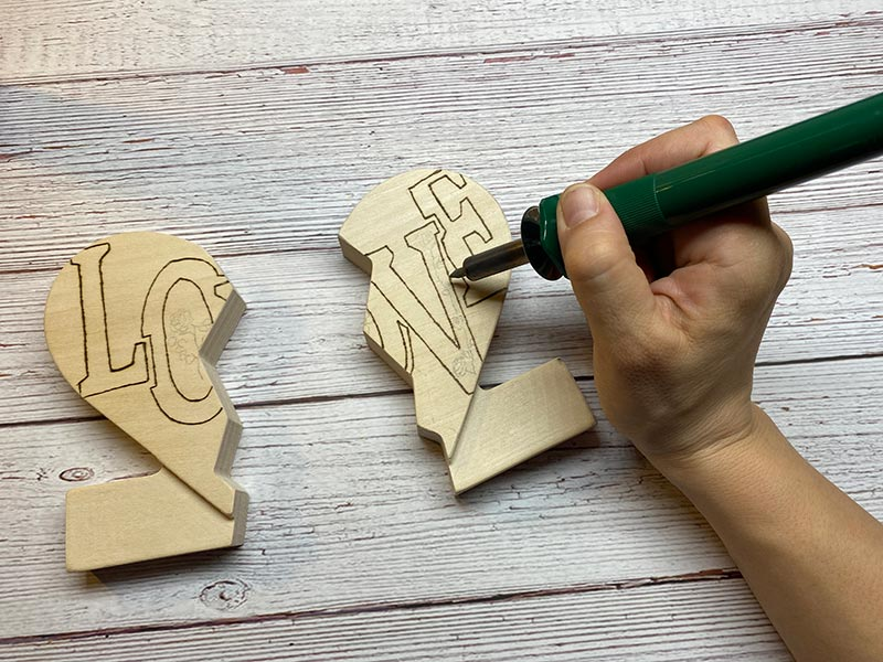 Pyrography Beginners Class by Tazboards